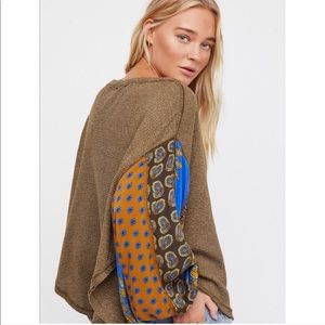 Free people blossom thermal XS